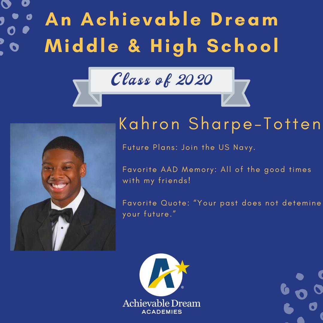 Kahron Sharpe-Totten