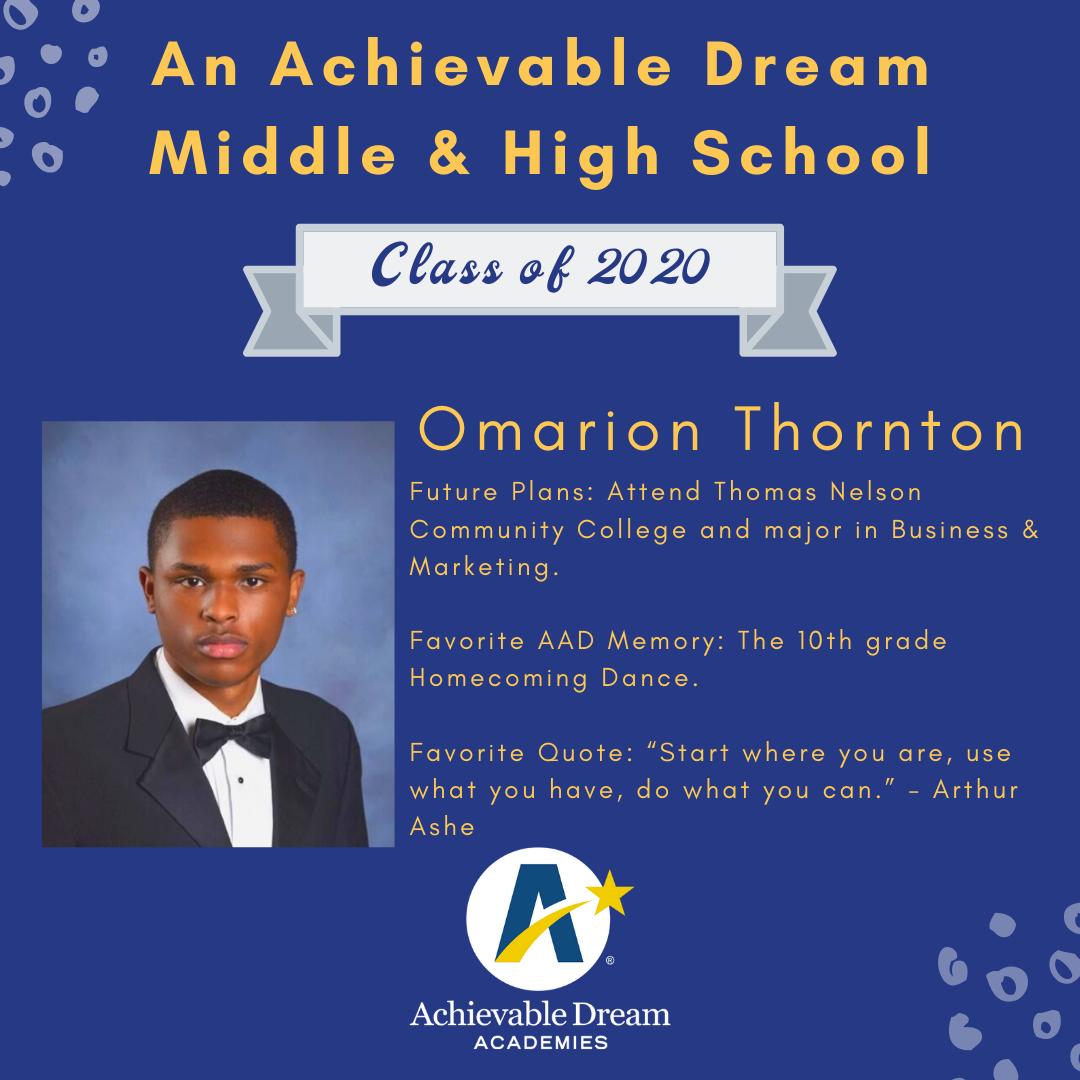 Omarion Thornton