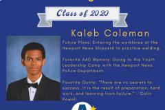 Kaleb Coleman