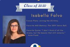 Isabella Falvo