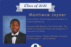Montiece Joyner
