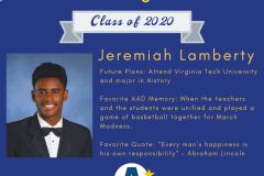 Jeremiah Lamberty