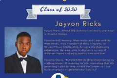 Jayvon Ricks