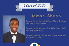 Jamari Sherin