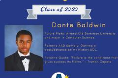 Dante Baldwin