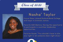 Nasha' Taylor