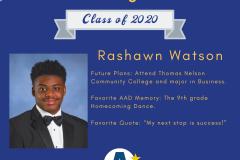 Rashawn Watson