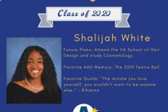 Shalijah White