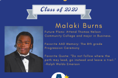 Malaki Burns