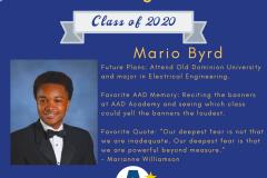 Mario Byrd