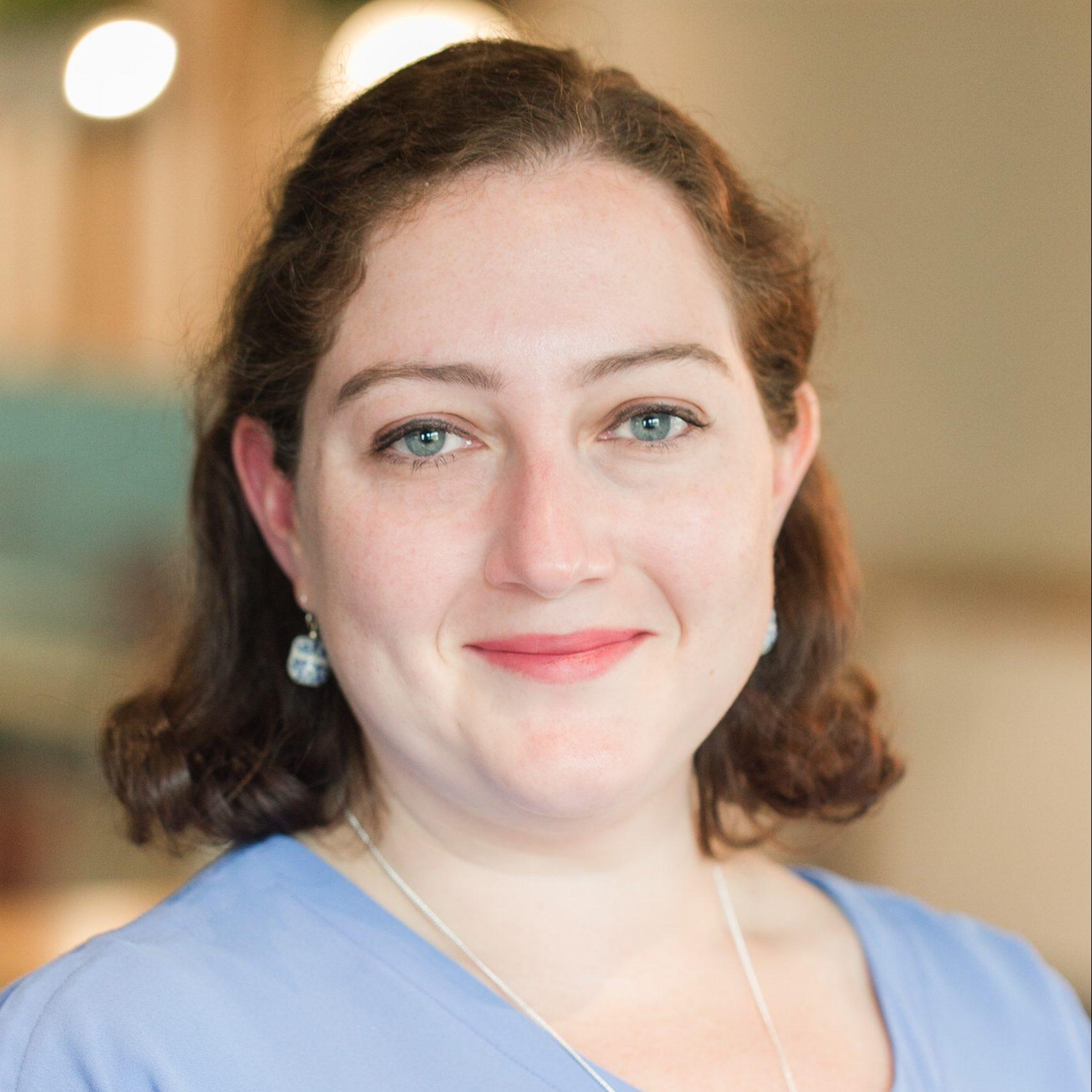 Megan Burnett : Marketing and Communications Manager