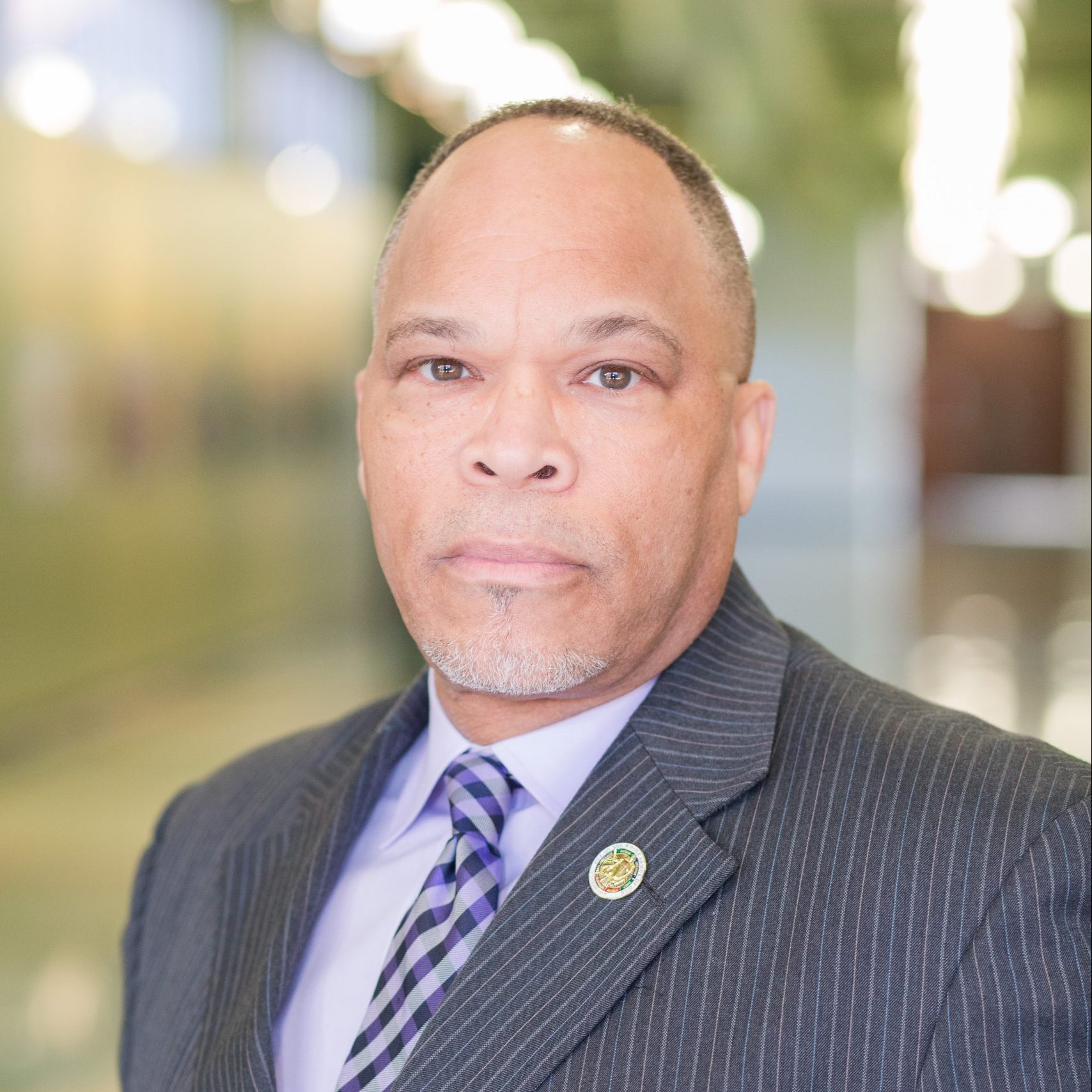 Quentin Jackson :  Student and Program Success Coordinator - Lynnhaven