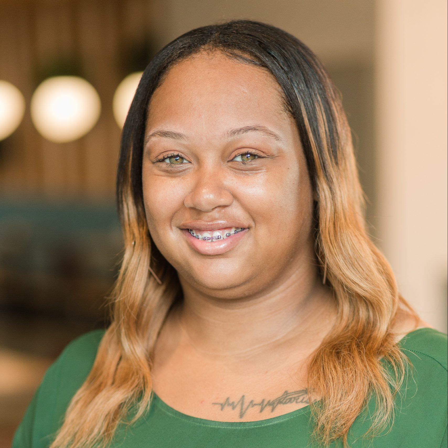 Ta'Veyia Combs : ISS Coordinator - AAD Middle & High School