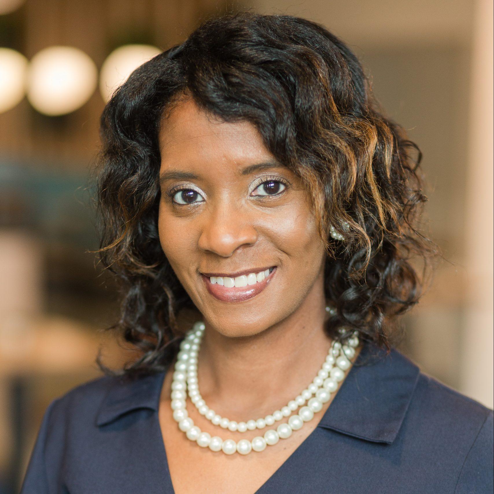 Sabrina Richardson : Executive Director