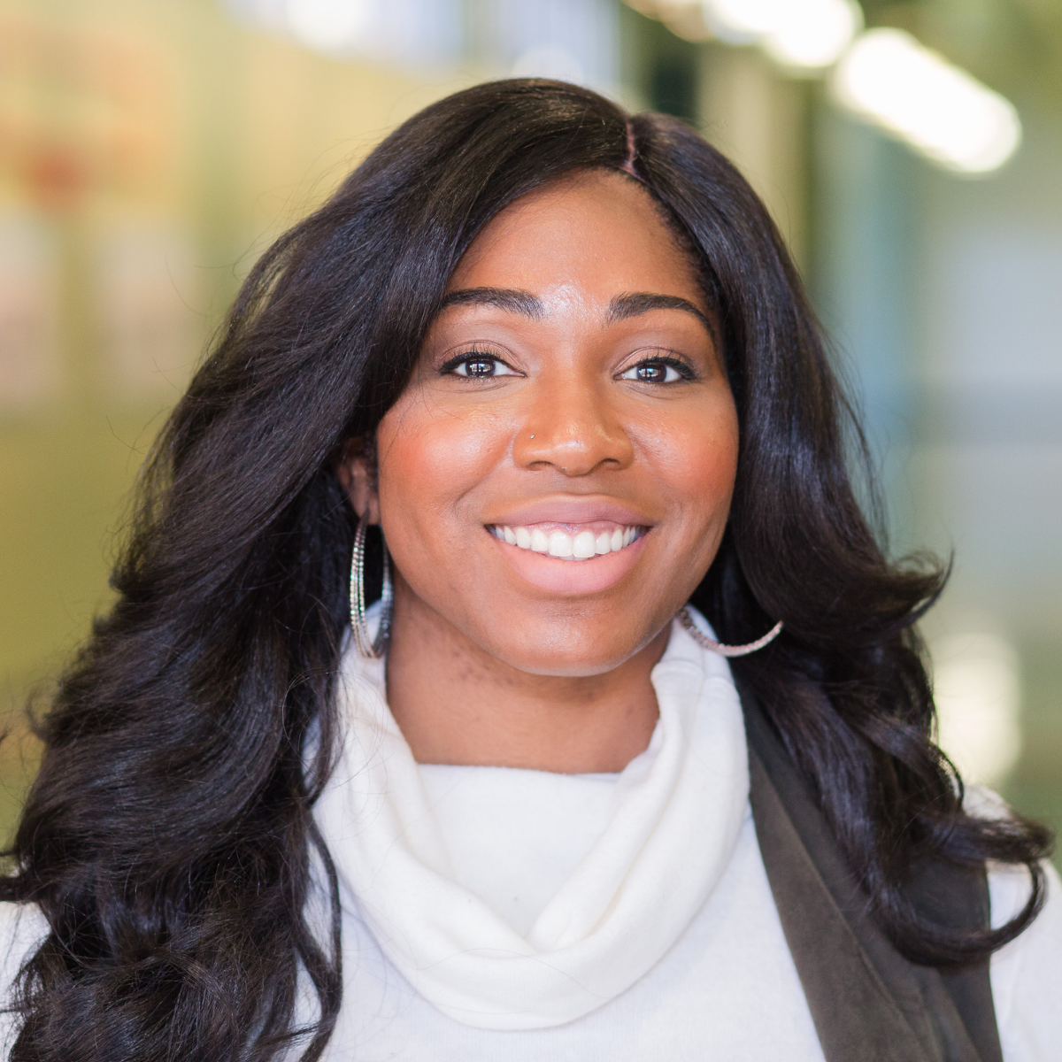 Ashley Smith : Student Enrichment Coordinator - Newport News