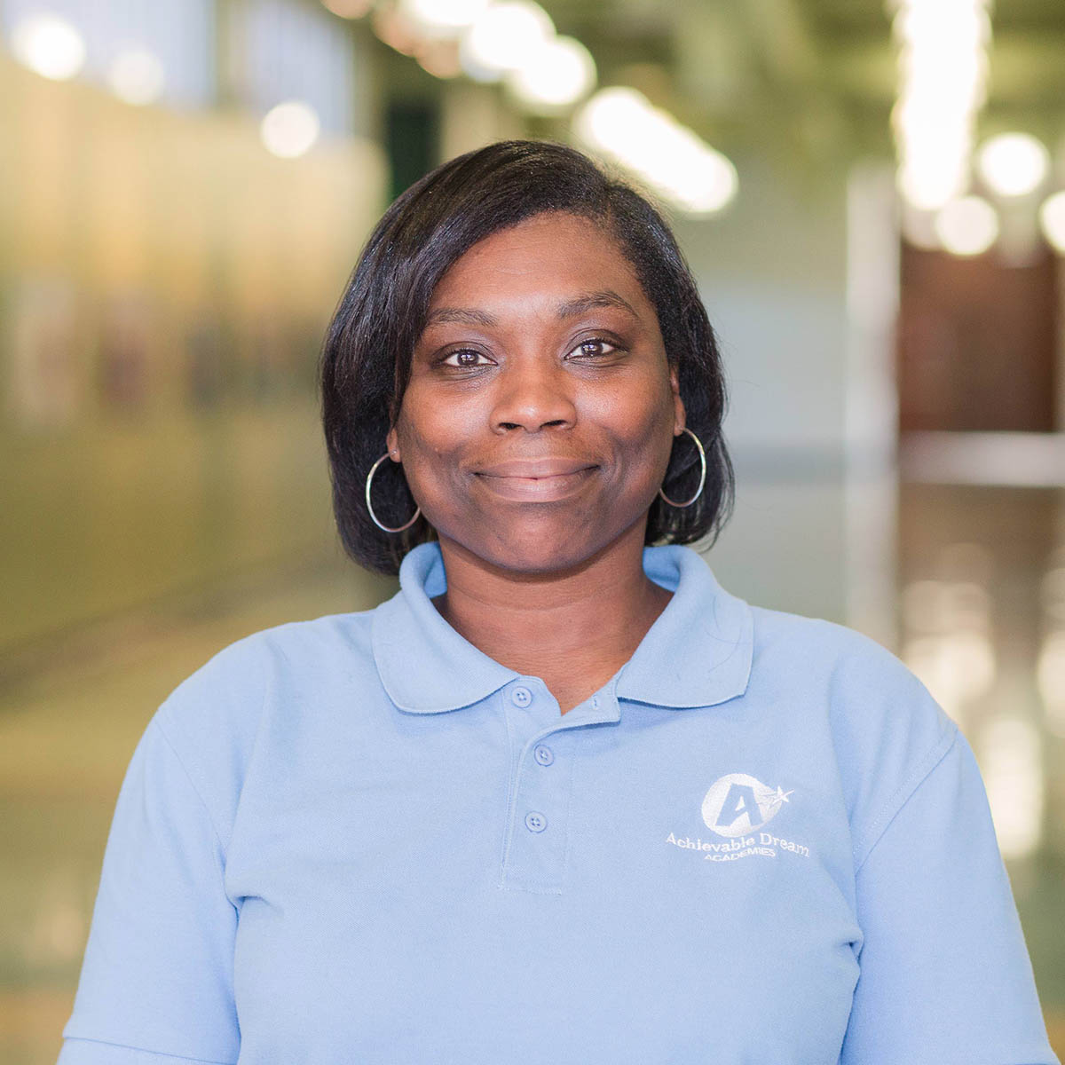 Chrystal Harris : Director of Student Affairs