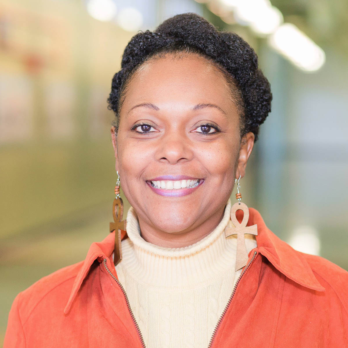 Jacque Allen : Student Enrichment Coordinator, AAD Middle and High School